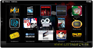 Add-On - MoviePool - KODI - Filmes com carregamento rápido