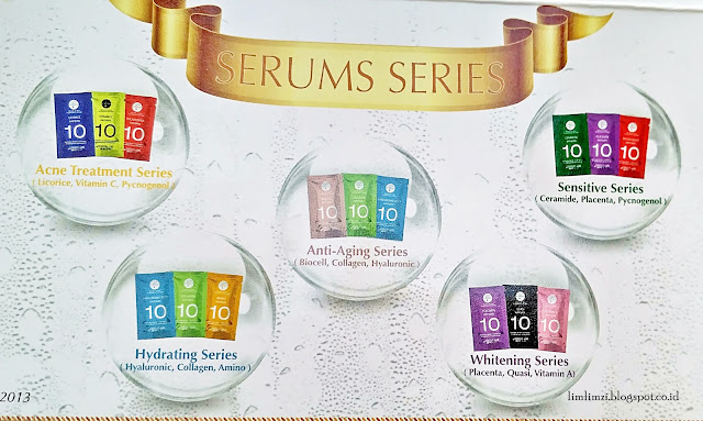 V 10 Plus Acne Treatment Series Serum