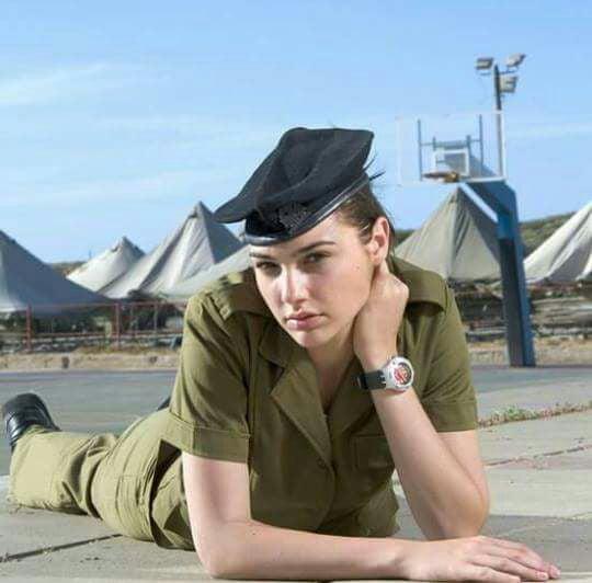 Gal Gadot facts israel defense force