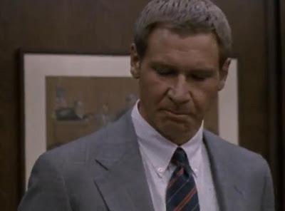 Presunto inocente - Presumed innocent - Harrison Ford - el fancine - ÁlvaroGP - el troblogdita - Cine y Justicia