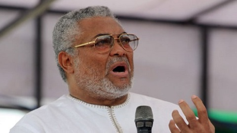 Murderers must be executed - Ex. Prez. Jerry Rawlings