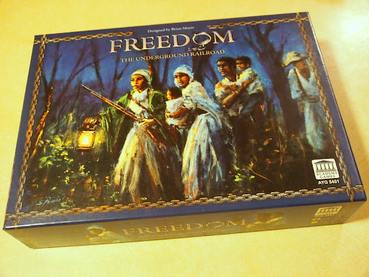Freedom Board Game Review