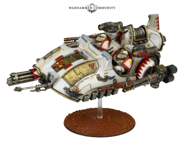 Kyzagan Assault Speeder