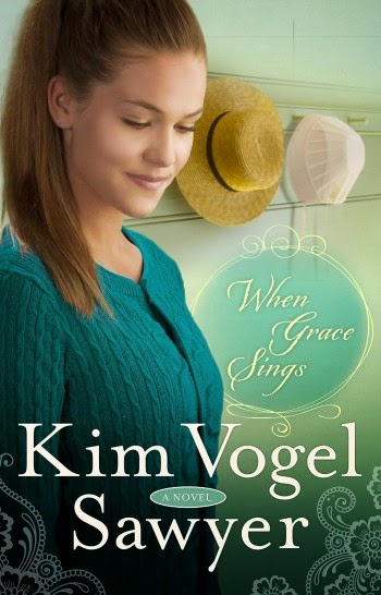 BookReview When Grace Sings by Kim Vogel Sawyer