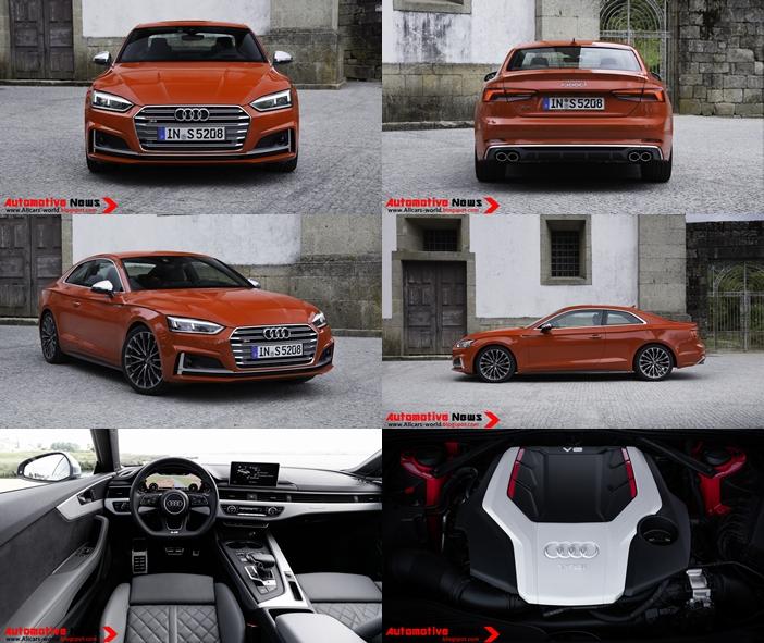 Automotive News: 2017 Audi S5 - Review