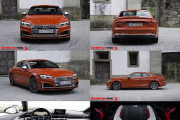 Hobbi of Automovie Design2017 Audi S5 - Review-AtoBlogMark