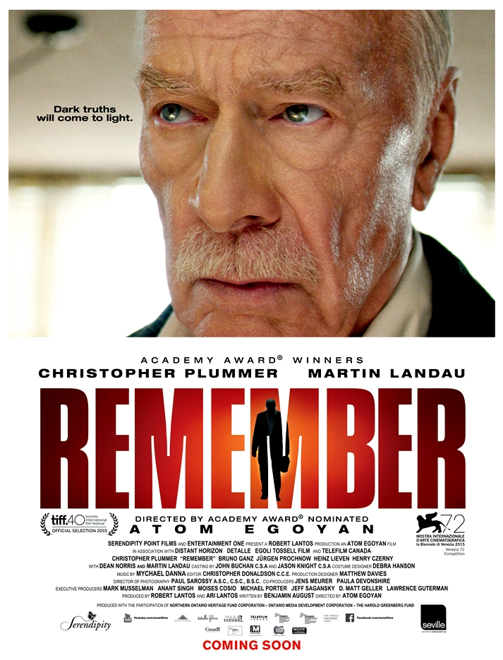 Póster: Remember