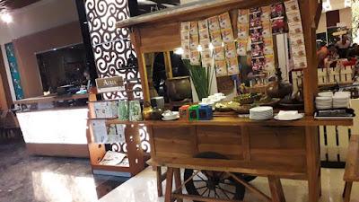 Pasar Rakyat Atria Hotel Malang, Bisa Makan Sepuasnya!