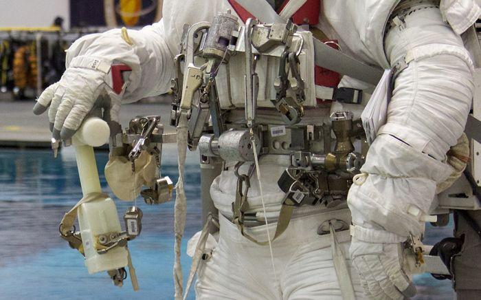 Piscina de entrenamiento para astronautas de la NASA  Rincn Abstracto