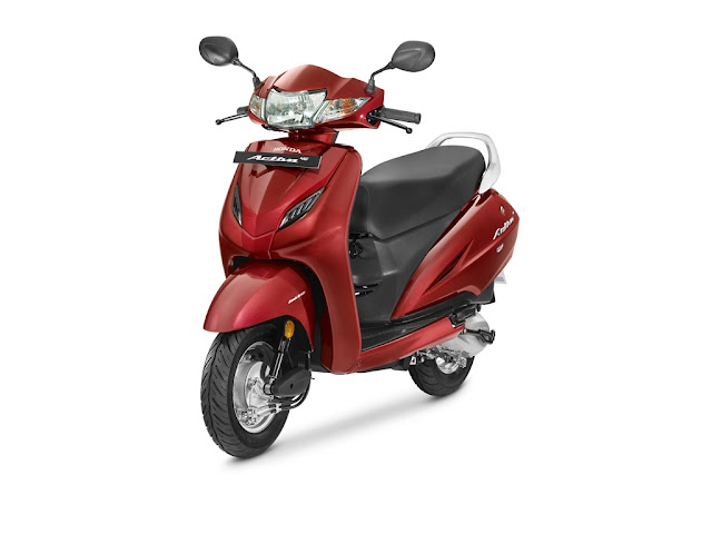 Honda Activa 4G India launch