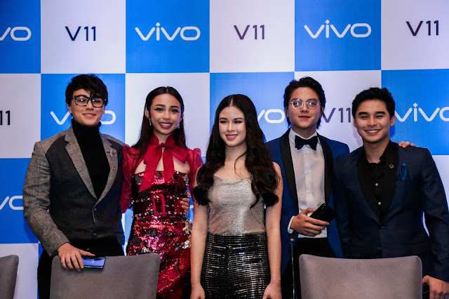 Vivo V11 for the Fashion-Forward Youth