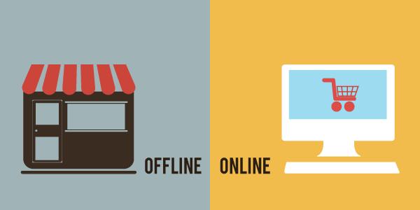 Offline retailers going online (eCommerce)