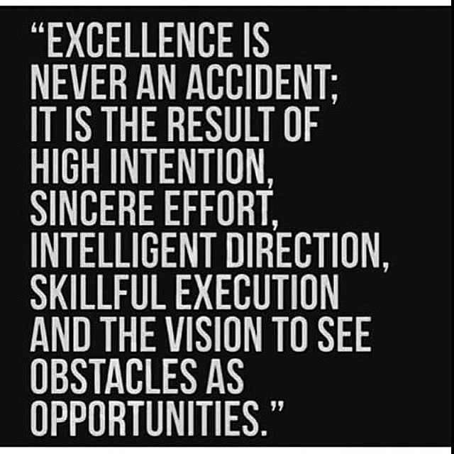 Positive Quotes For The Workplace: Excellence Quotes For Work