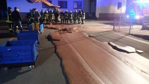Banjir Cokelat Jerman