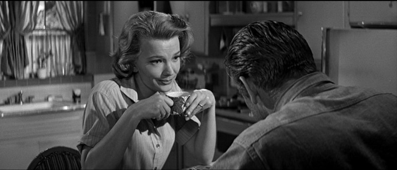 Kirk Douglas Gena Rowlands  Lonely are the Brave Kirk Douglas 1962 movieloversreviews.filminspector.com