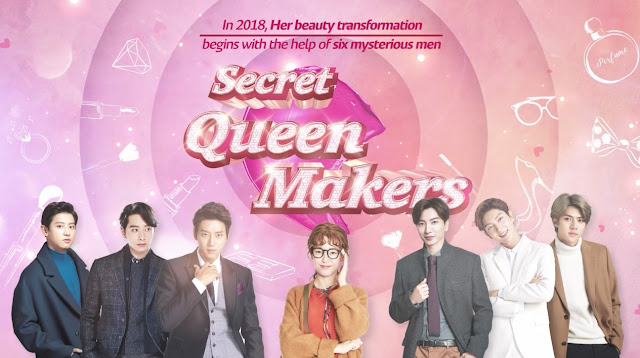 Download Drama Korea Secret Queen Makers Batch Subtitle Indonesia
