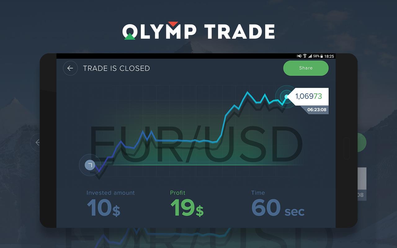 Olymp trade มือถือ opinion you