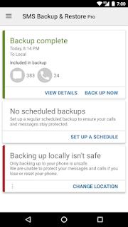 SMS Backup Restore Pro v10.05.503 Paid APK