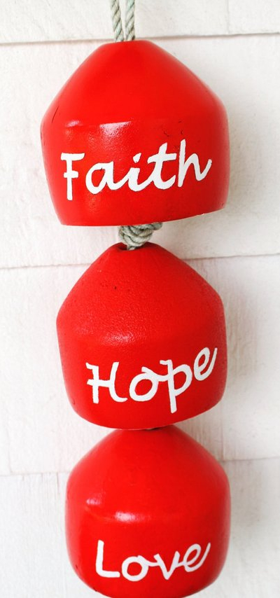 Panted Quote Buoys