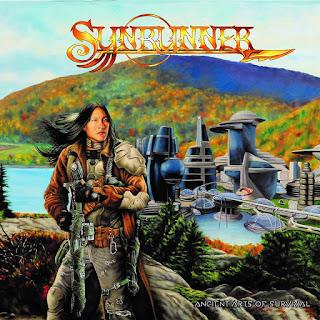 """Το βίντεο των Sunrunner για το """"The Scout"""" από το album """"Ancient Arts Of Survival"""""""