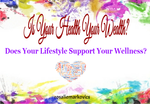 Does your lifestyle support your wellness?