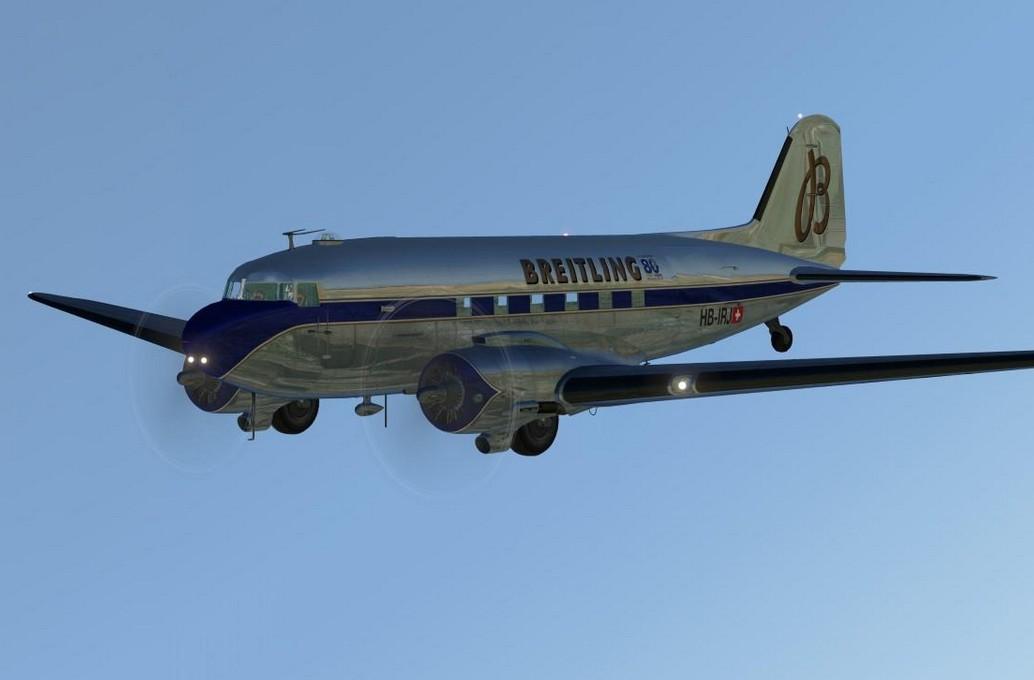 South West Flight Simulation: Brilliant Freeware Douglas C
