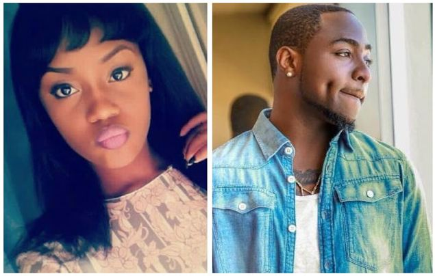 Meet Davido's Girlfriend, Chioma, The Stunning Babc0ck Student Who Stole Davido's Heart! (Photos)