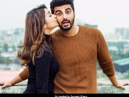 Arjun Kapoor, Parineeti New Upcoming hindi movie Sandeep Aur oinky Faraar poster, star cast, release date, actress, pics