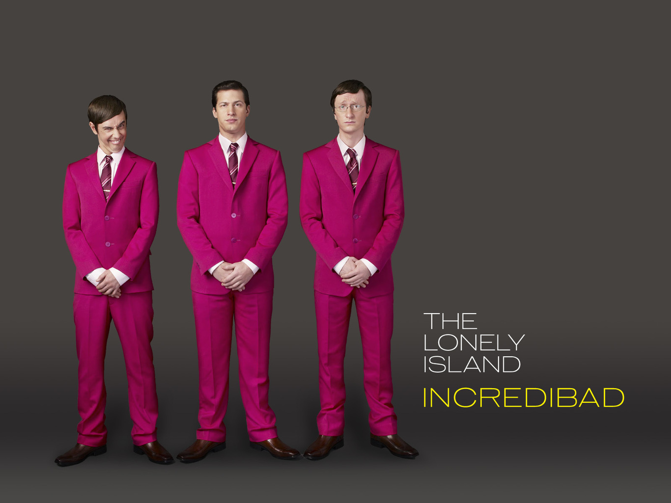 """APPEALING.SOUND.: """"INCREDIBAD""""- THE LONELY ISLAND"""