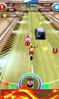 Turbo Moto 3D Apk v4.1 (Mod Money)
