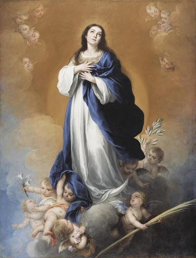 Imaculada Conceição -  Bartolomé Esteban Murillo