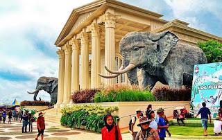 Wisata Di Museum Satwa Jawa Timur Park 2 Yang Keren