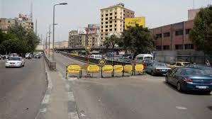 اغلاق شارع الهرم, شارع الهرم, اعمال المترو, اتجهى شارع الهرم,