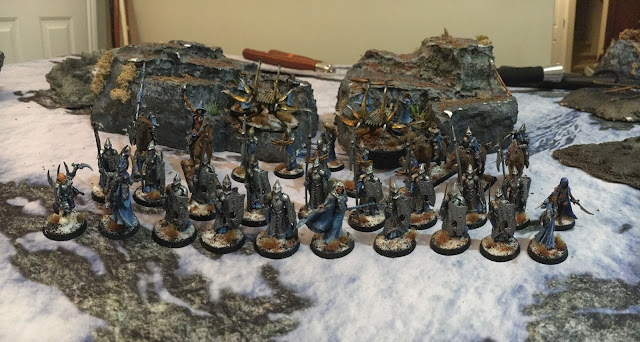 What's On My Table: Genesys Project Army - Faeit 212