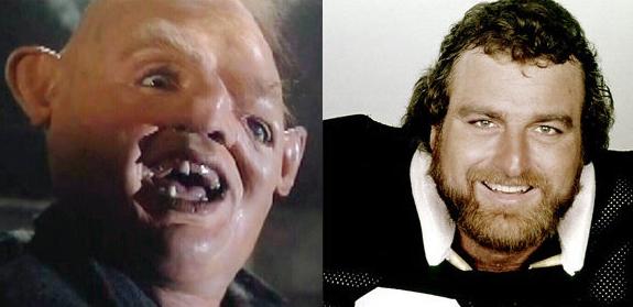 John Matuszak Sloth Makeup - Mugeek Vidalondon | 575 x 279 jpeg 118kB