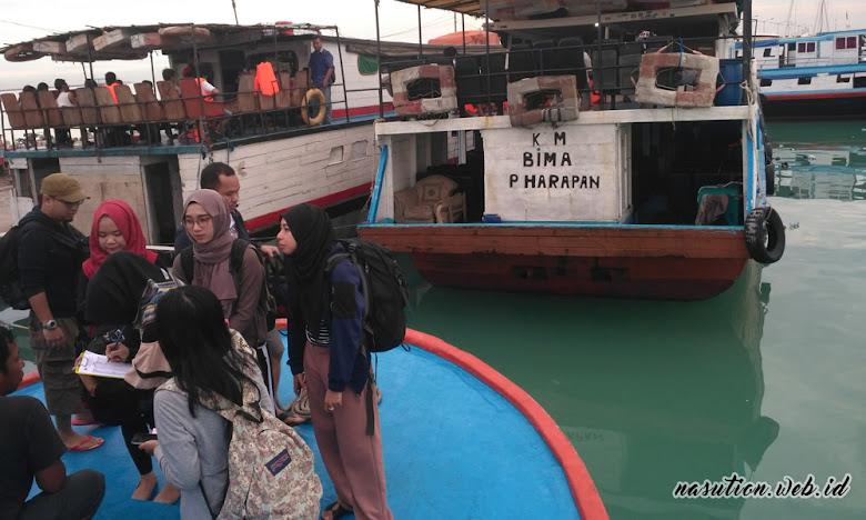 wisata bahari di kepulauan seribu harapan