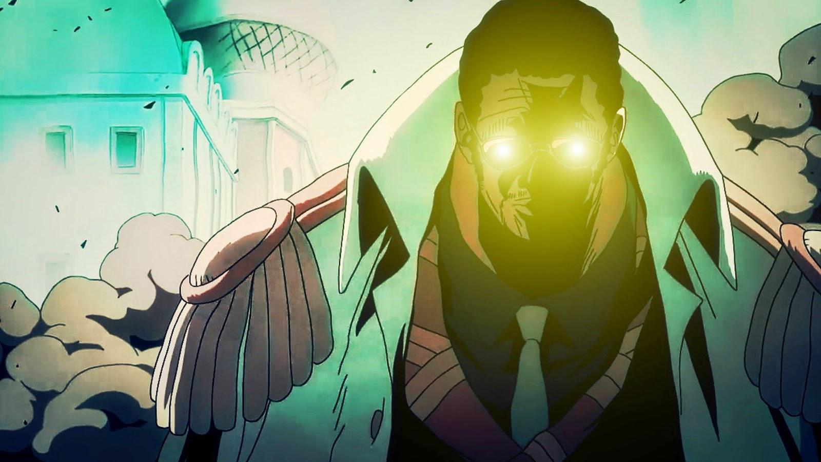 Hunter X One Piece: Admiral Kizaru