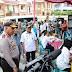 Kapolda Sumut Bersama Penjabat Gubsu Keliling Cek Sejumlah TPS di Medan