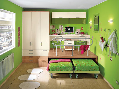 Dormitorios infantiles recamaras para bebes y ni os - Habitaciones ninos originales ...
