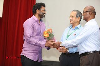 Iraivi Team Pos at 14th Chennai International Film Festival Event  0005.jpg
