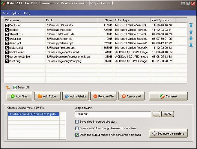 document pdf converter