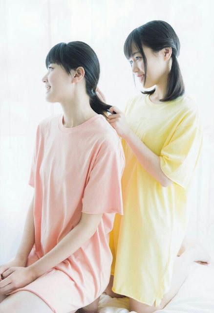 foto gravure takino yumiko stu48 iwata hina utb sexy wallpaper 257 8