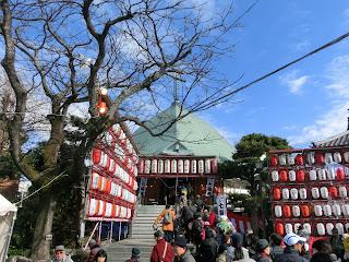 本覚寺鎌倉えびす