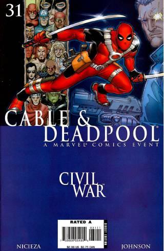 Civil War: Cable & Deadpool #31 PDF