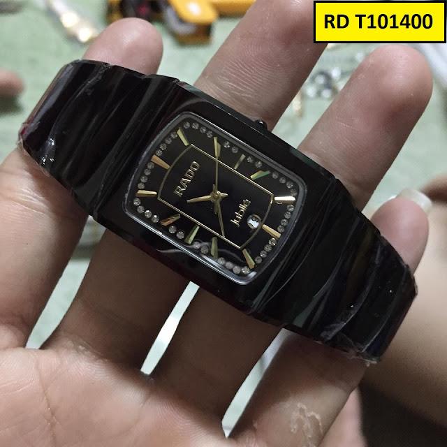 Đồng hồ nam mặt vuông Rado T101400