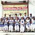 कानपुर  - स्किल इंडिया के तहत पनकी UPSDM सेन्टर में बच्चों को ड्रेस वितरण किया गया