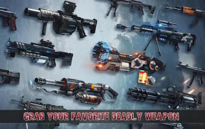 dead target weapons apk mod