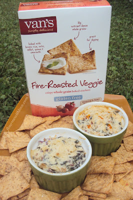 Hot Spinach, Kale & Bacon Dip is simple, nutritious and delicious!