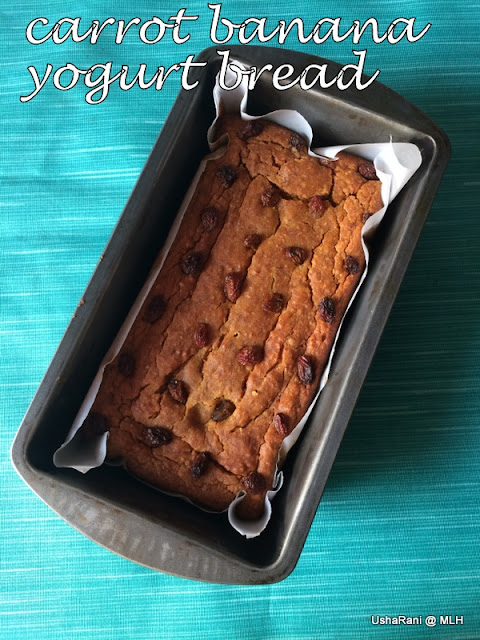 Banana Loaf Cake With Oil