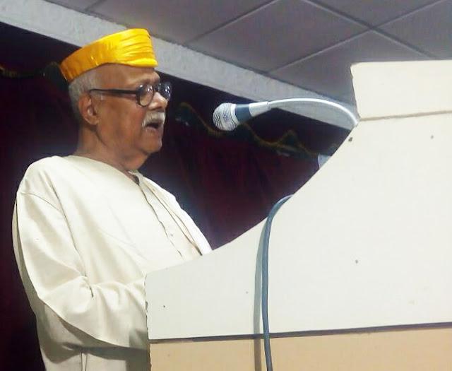 मैथिलीकें बचेबाक हेतु संघर्ष करय पड़त : किशोरीबाबू